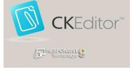 Редактор CKEditor + адаптивный файловый менеджер для opencart 3