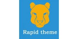 Rapid Theme. Адаптивный, быстрый шаблон